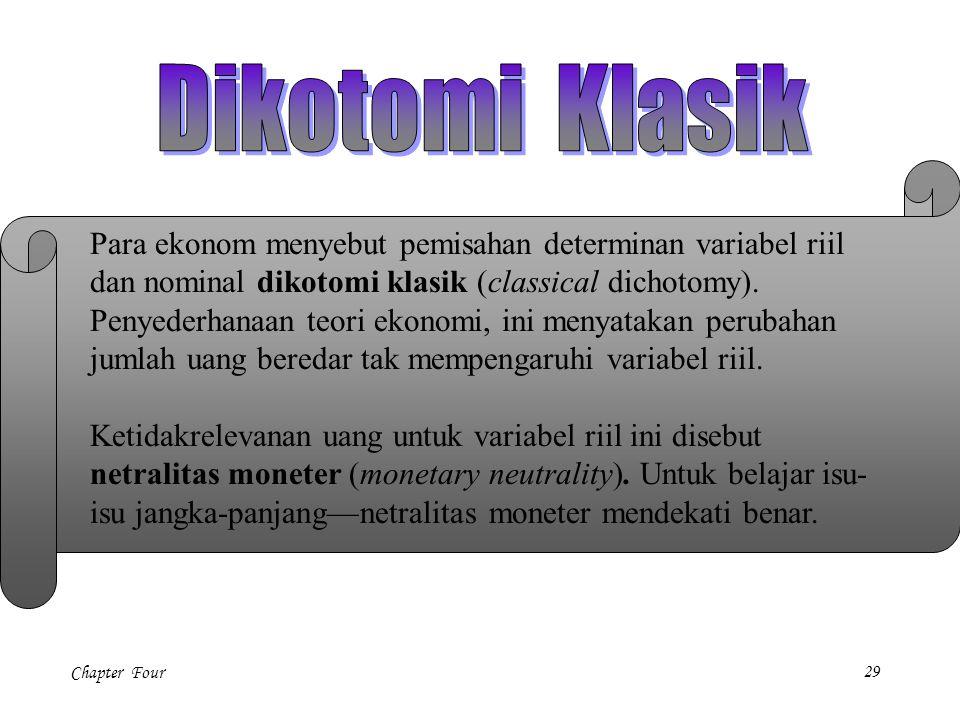 Dikotomi Klasik