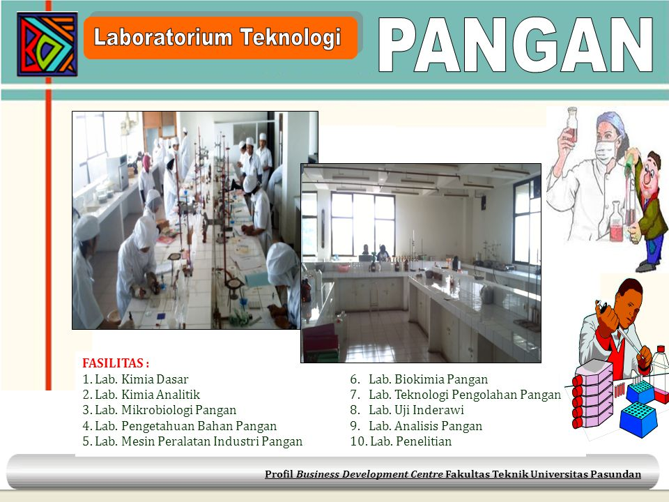Laboratorium Teknologi