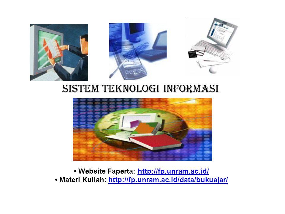Sistem Teknologi Informasi