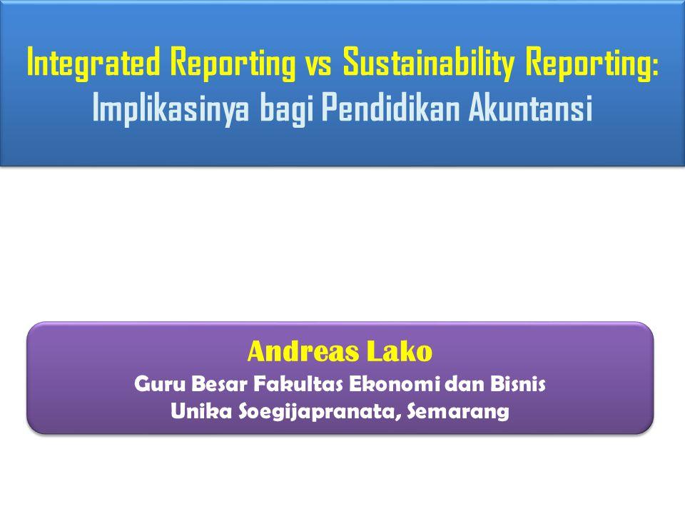 Guru Besar Fakultas Ekonomi dan Bisnis Unika Soegijapranata, Semarang