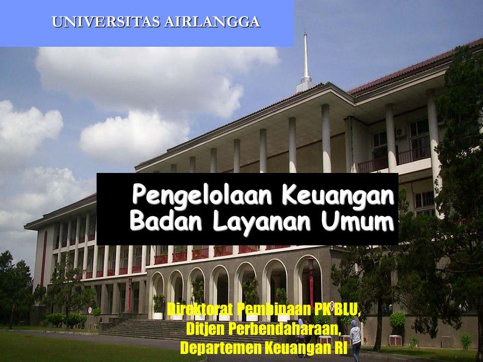 Pengelolaan Keuangan Badan Layanan Umum