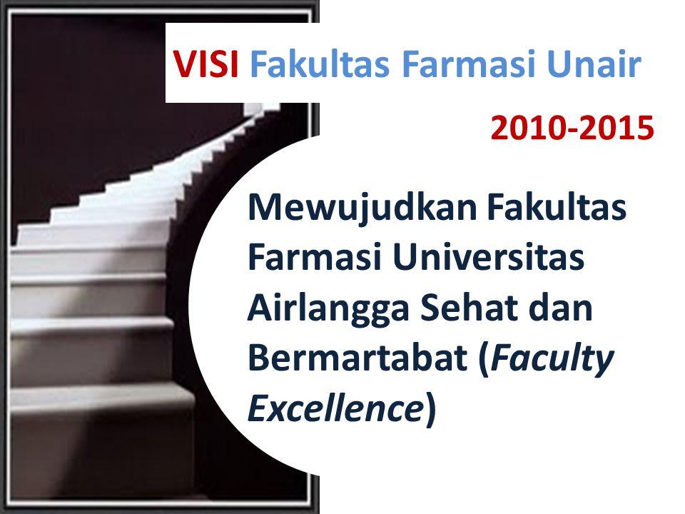 VISI Fakultas Farmasi Unair