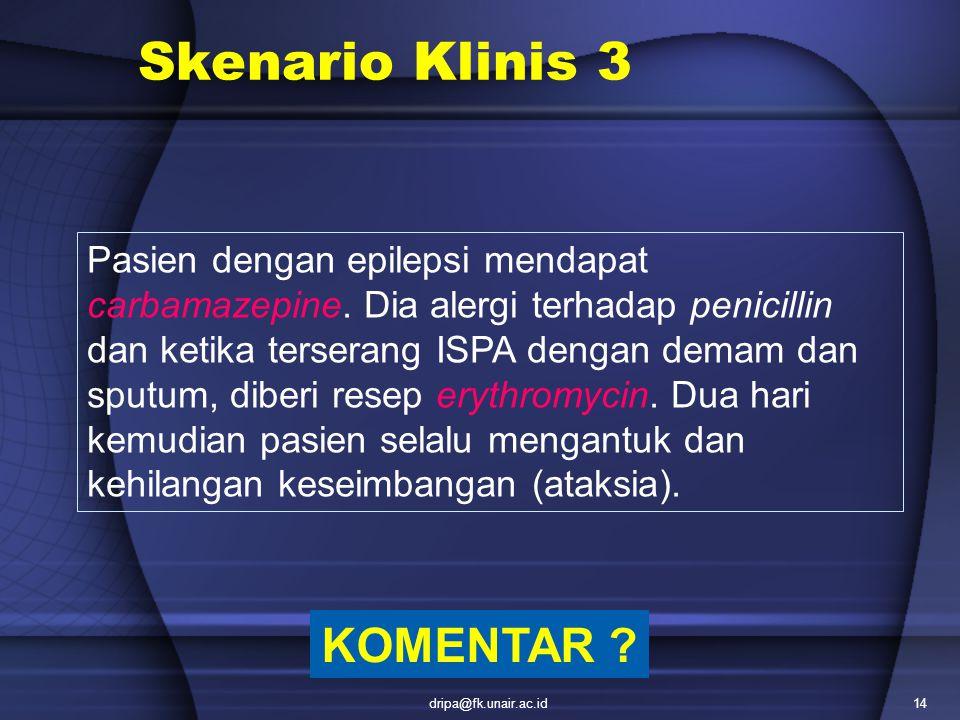 Skenario Klinis 3 KOMENTAR
