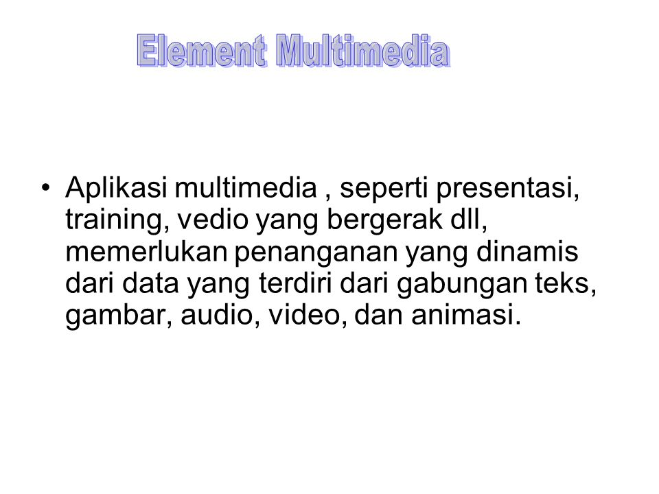 Element Multimedia