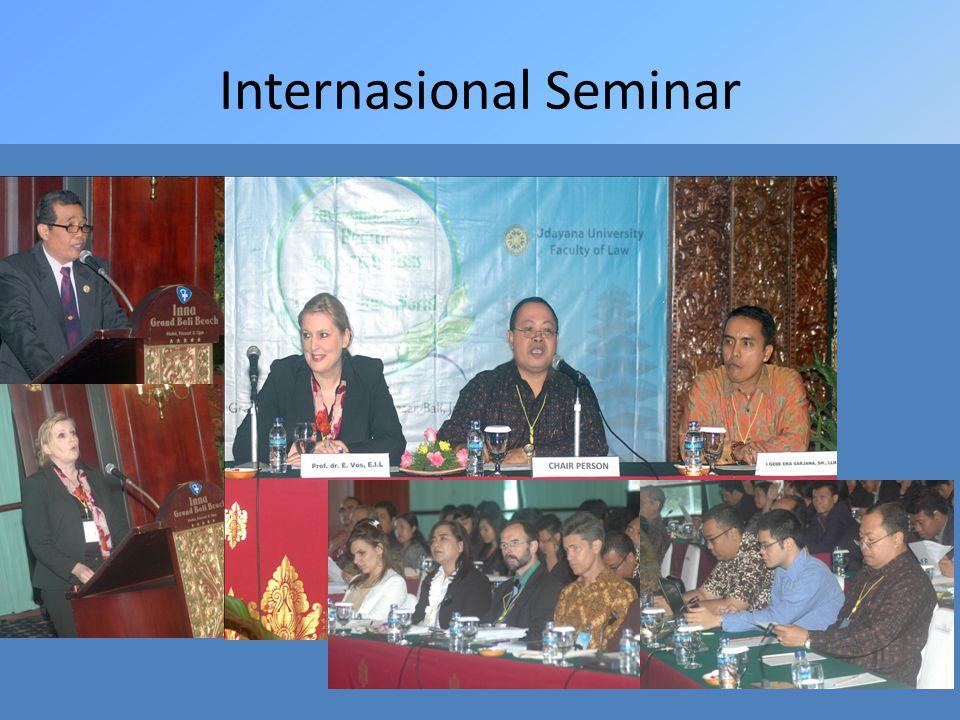 Internasional Seminar