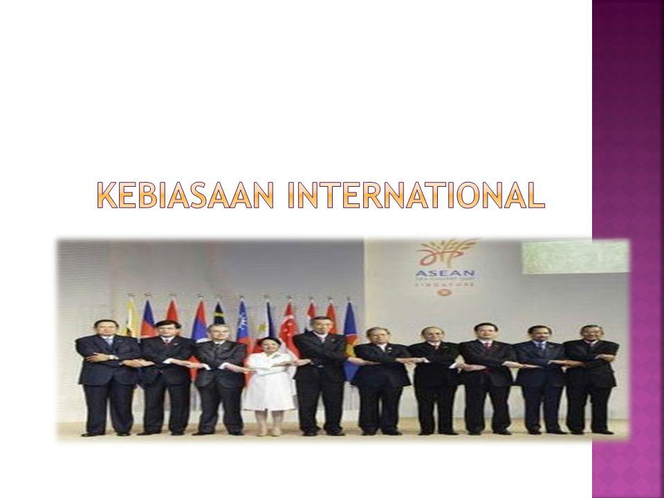 Kebiasaan International