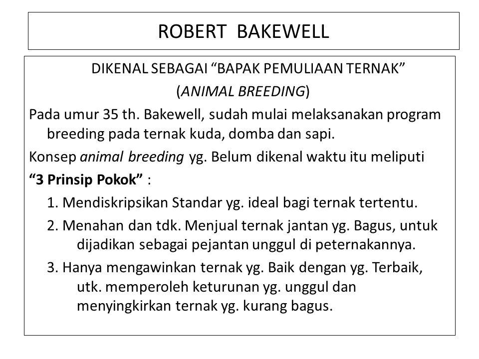 ROBERT BAKEWELL