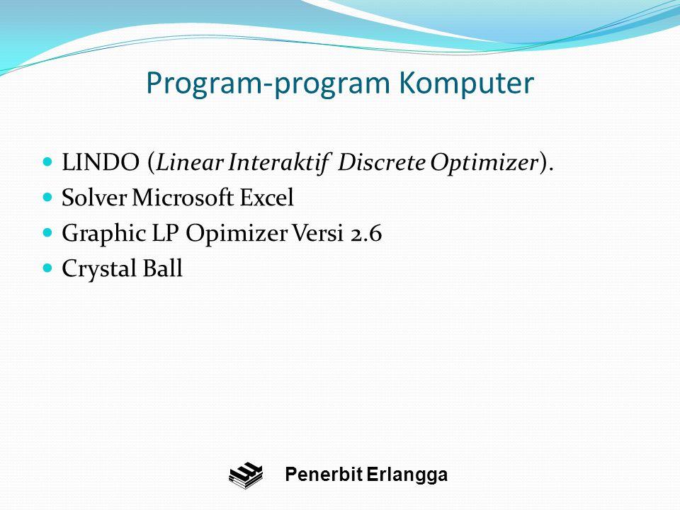 Program-program Komputer