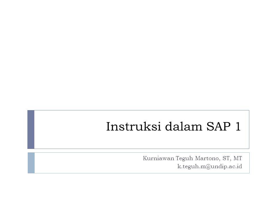 Kurniawan Teguh Martono, ST, MT k.teguh.m@undip.ac.id