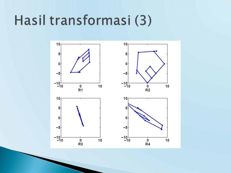 Hasil transformasi (3)