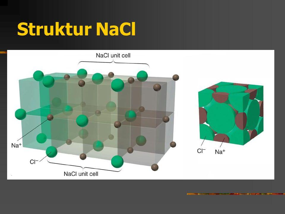 Struktur NaCl