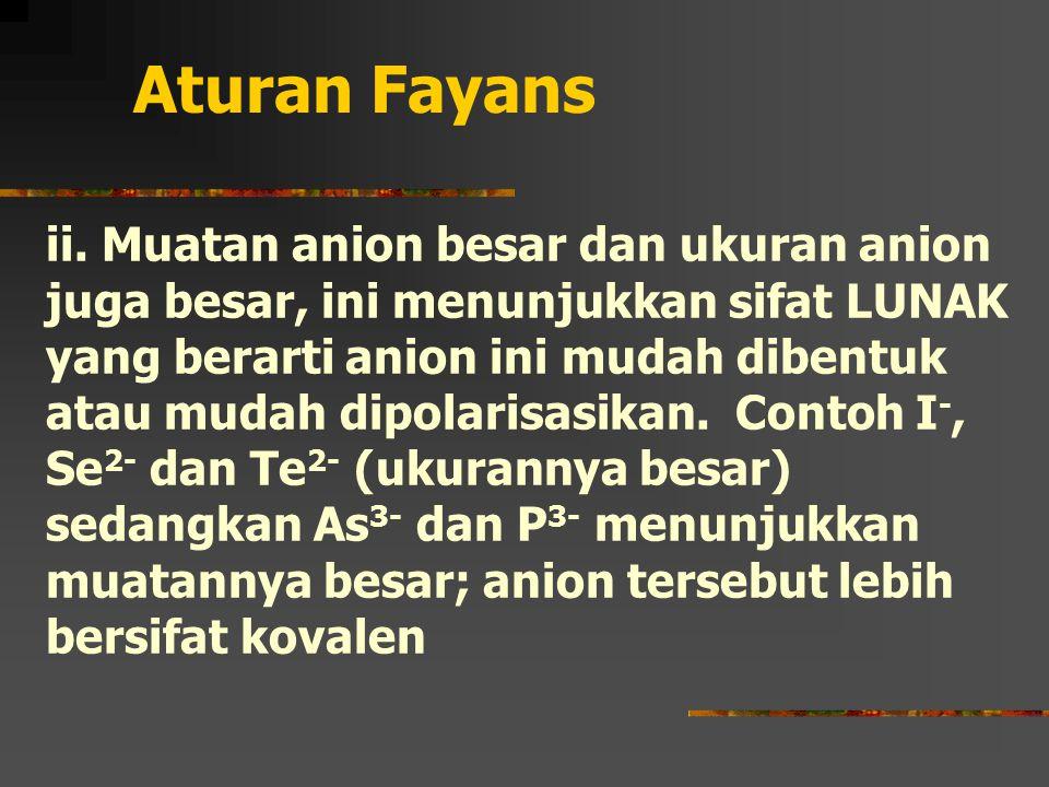 Aturan Fayans