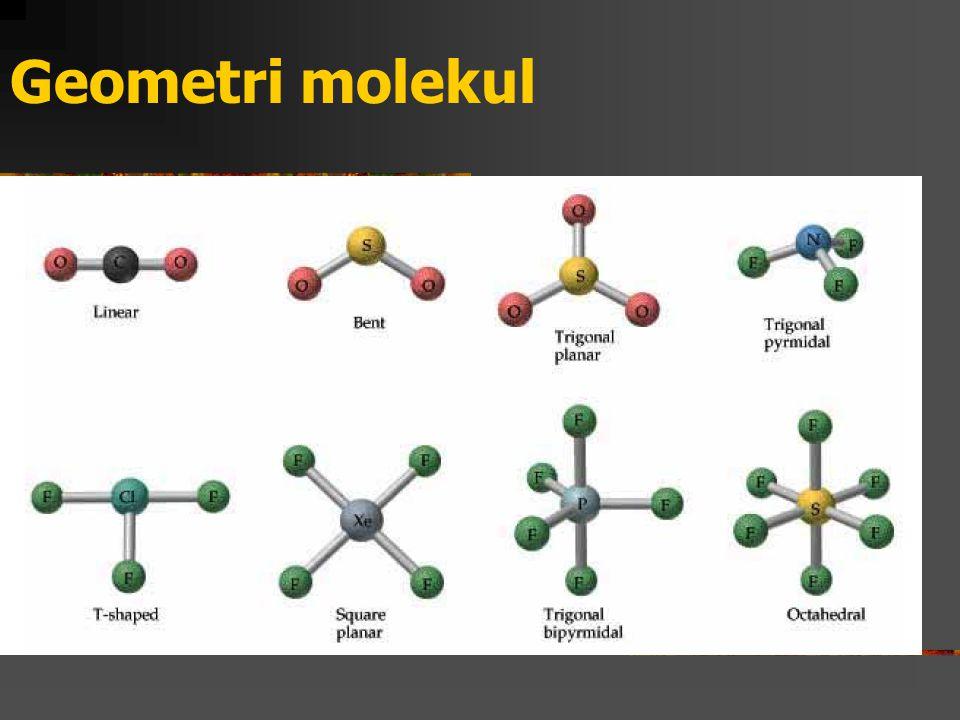 Geometri molekul
