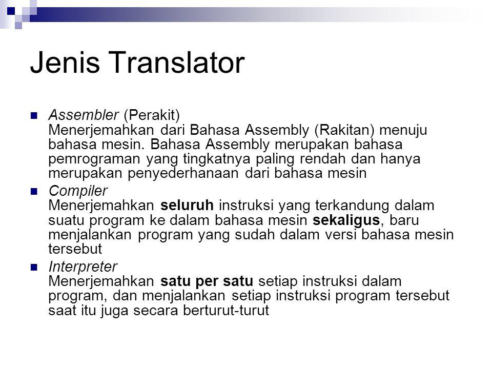Jenis Translator