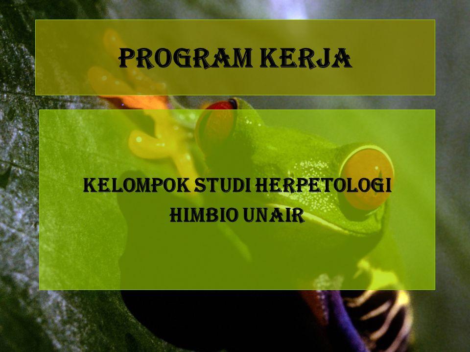 Kelompok Studi Herpetologi Himbio Unair