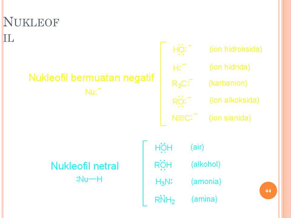 Nukleofil