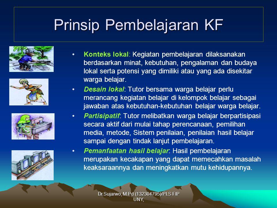 Prinsip Pembelajaran KF