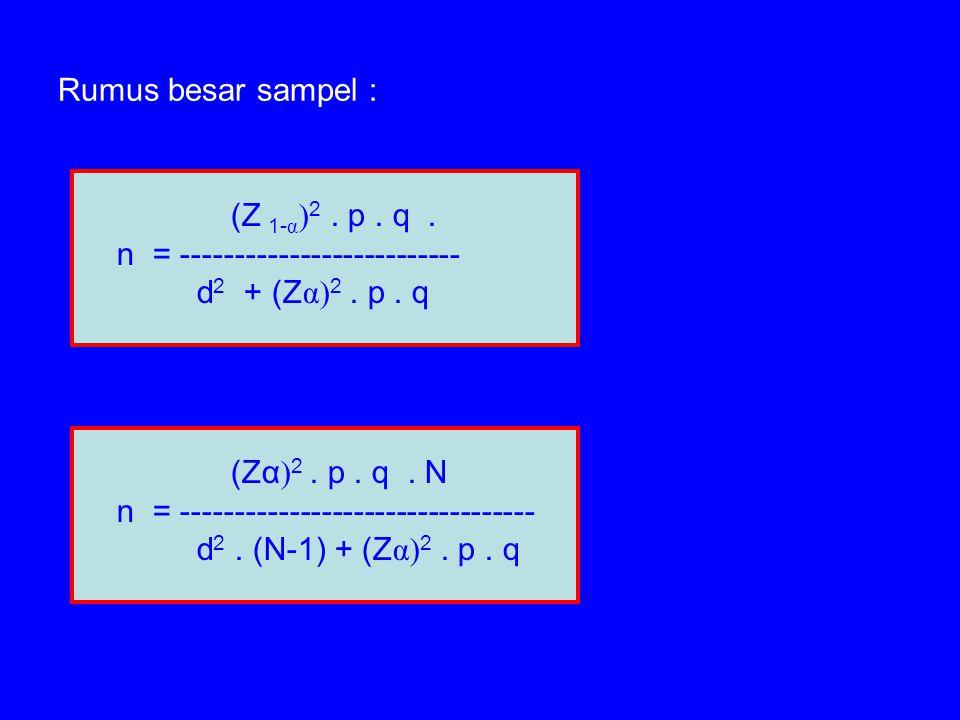 n = -------------------------- d2 + (Zα)2 . p . q