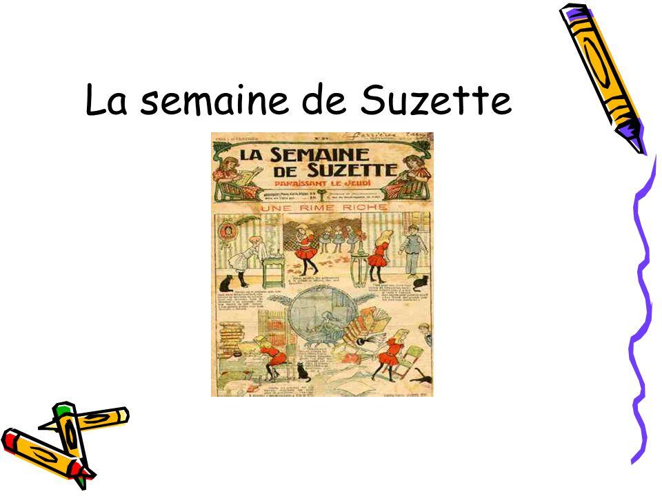 La semaine de Suzette