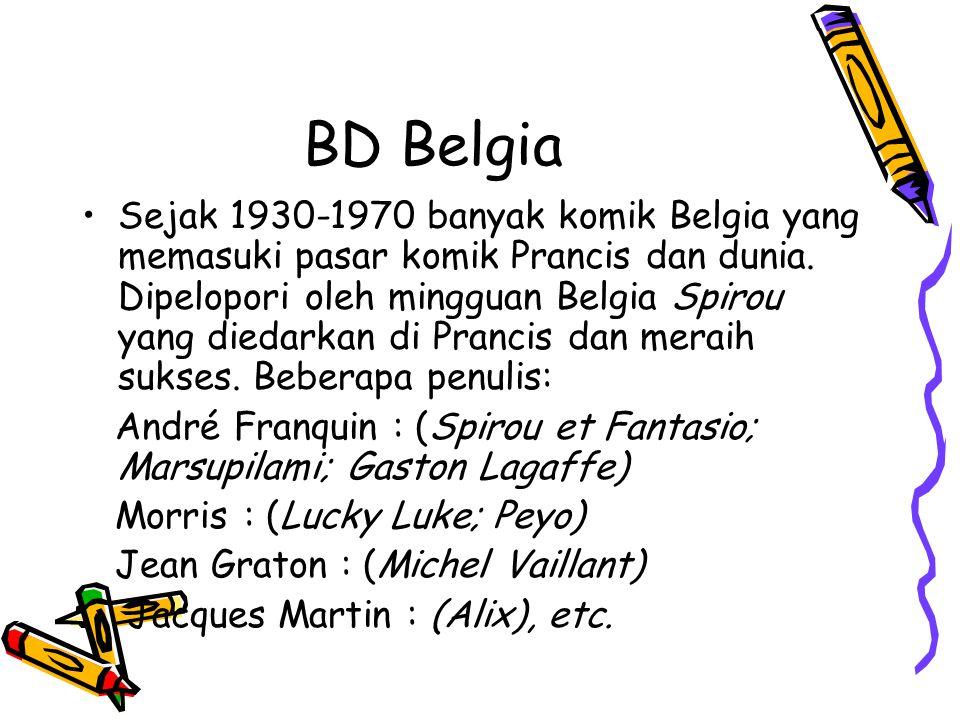 BD Belgia