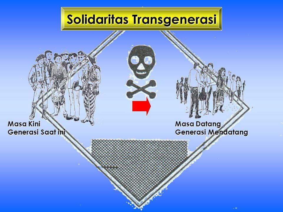 Solidaritas Transgenerasi