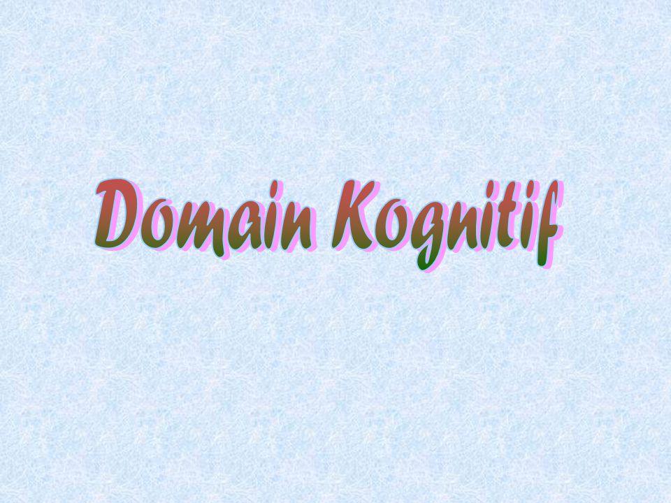 Domain Kognitif