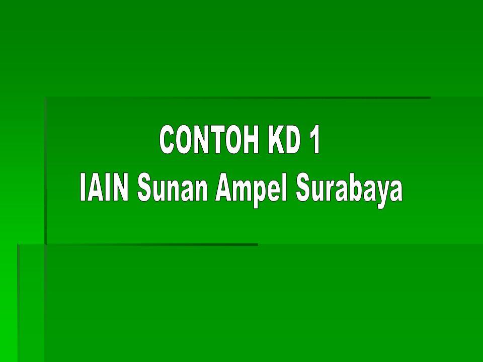 IAIN Sunan Ampel Surabaya