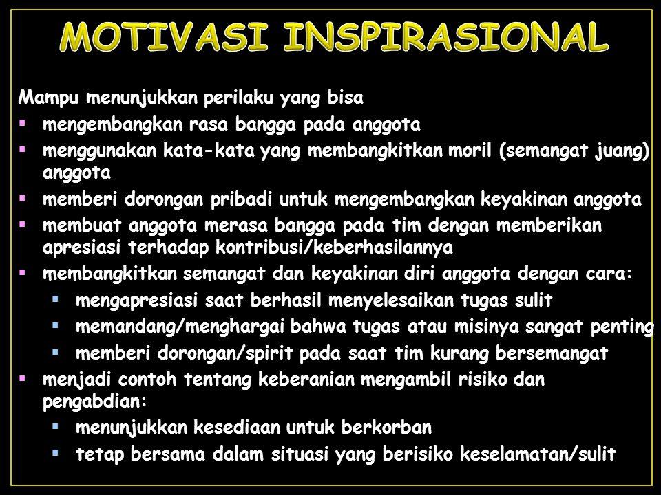 MOTIVASI INSPIRASIONAL