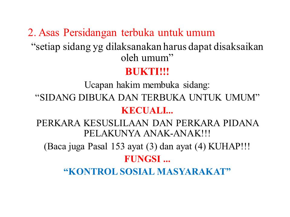 KONTROL SOSIAL MASYARAKAT