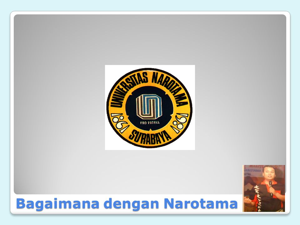 Bagaimana dengan Narotama