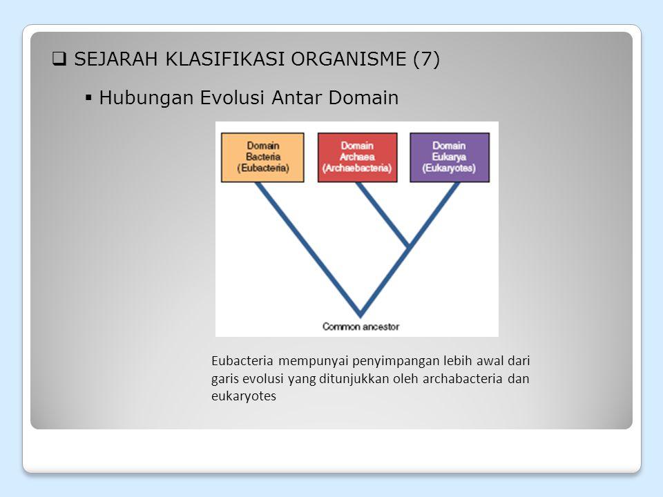 SEJARAH KLASIFIKASI ORGANISME (7)