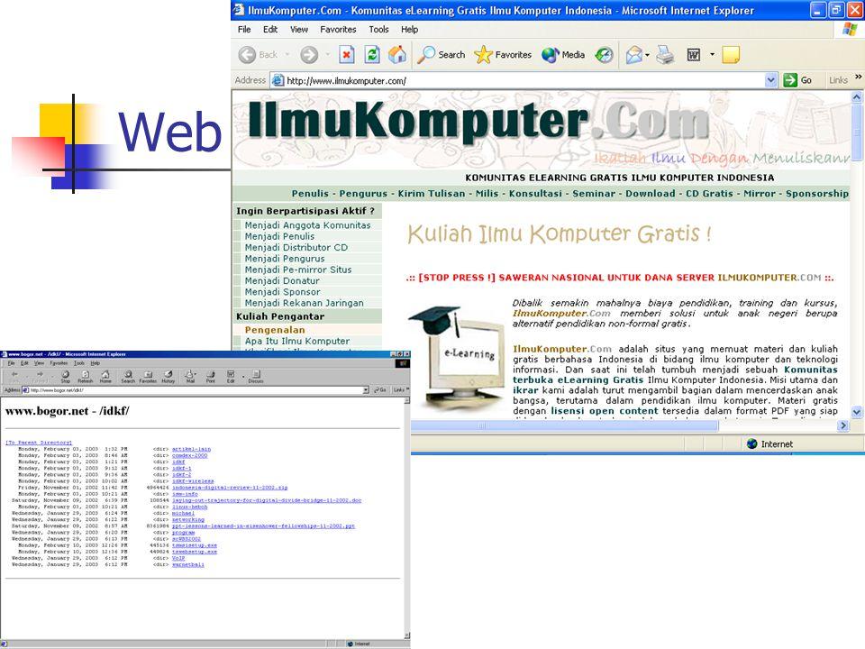 Web ..