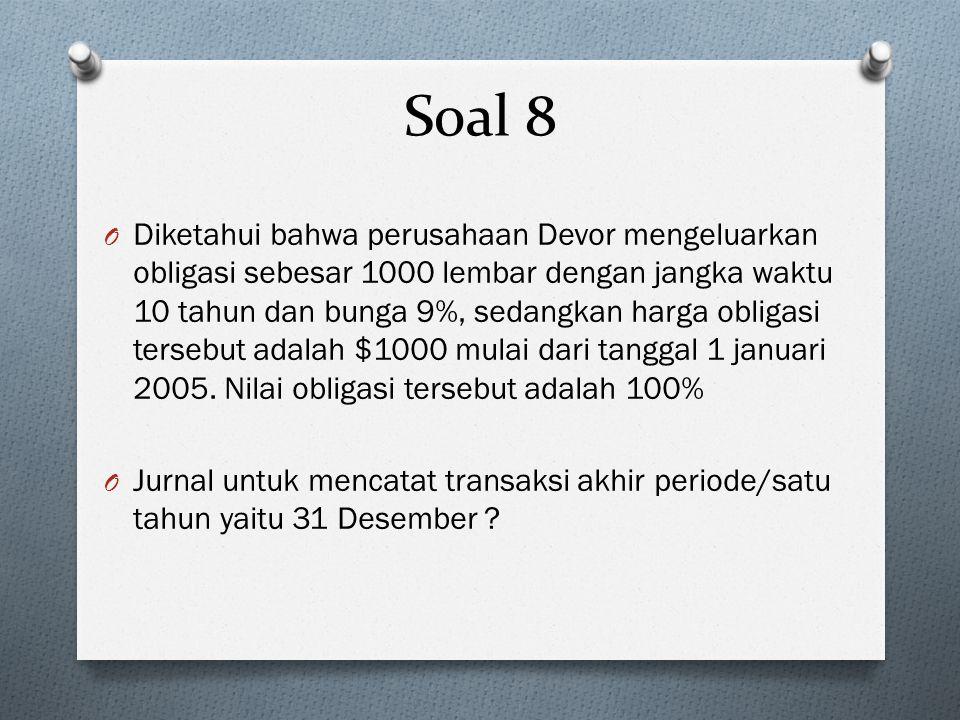 Soal 8