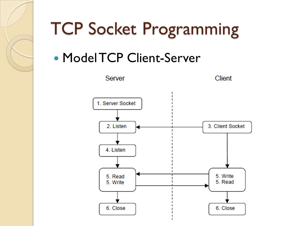 TCP Socket Programming