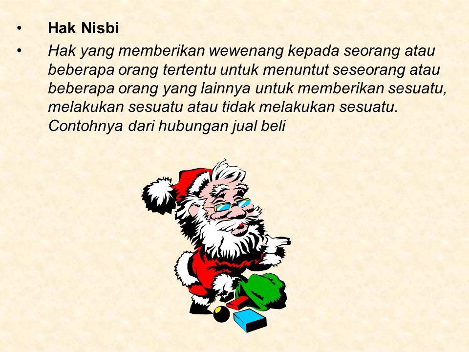 Hak Nisbi