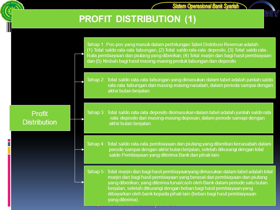PROFIT DISTRIBUTION (1)