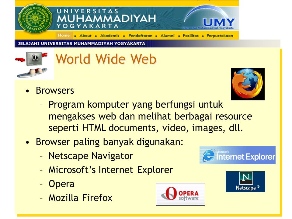 World Wide Web Browsers