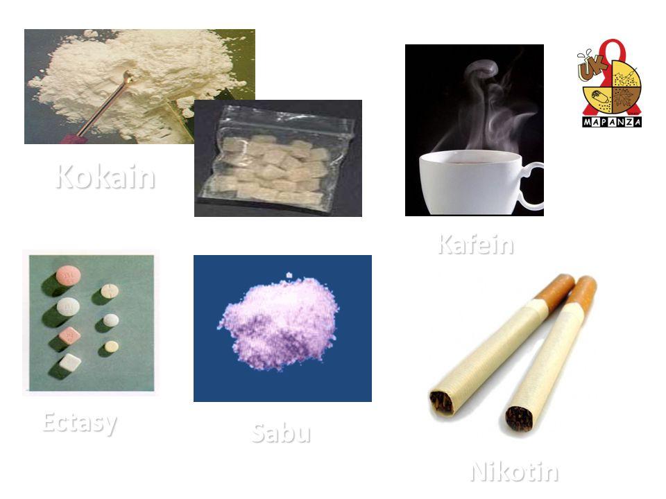 Kokain Kafein Ectasy Sabu Nikotin uk_mapanza Unair
