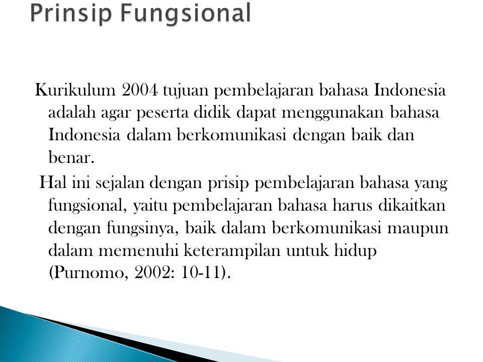 Prinsip Fungsional