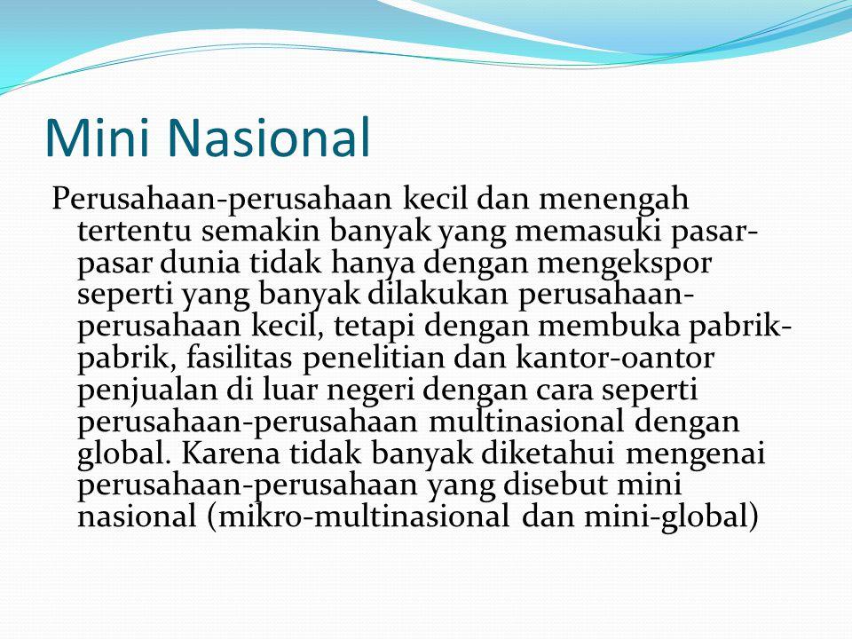 Mini Nasional