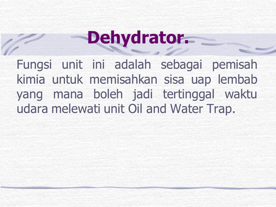Dehydrator.