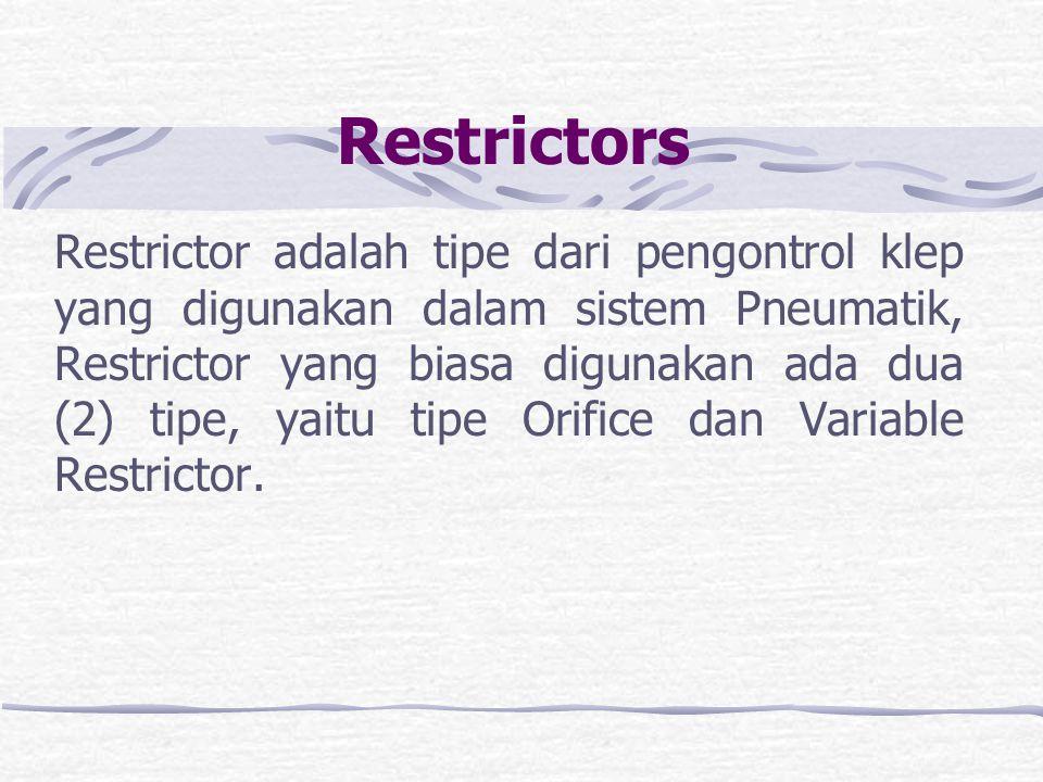 Restrictors
