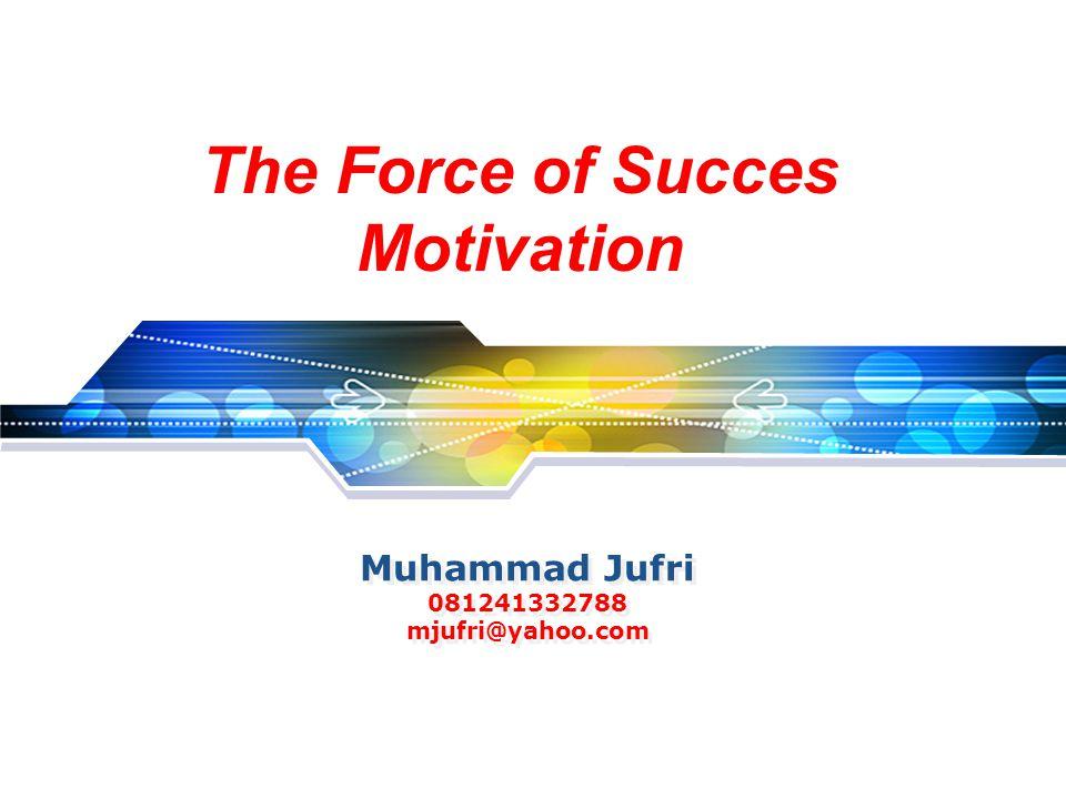 Muhammad Jufri 081241332788 mjufri@yahoo.com