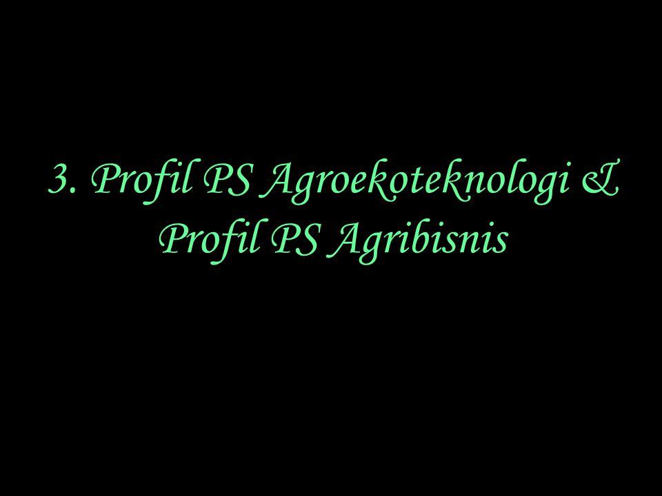 3. Profil PS Agroekoteknologi &