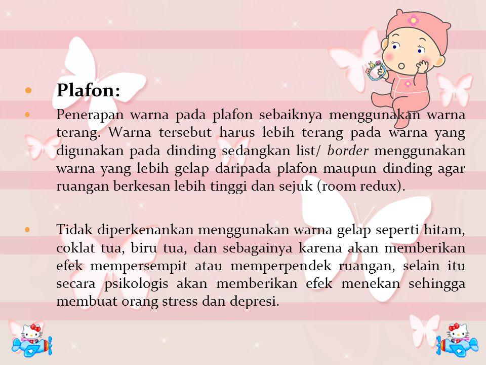 Plafon: