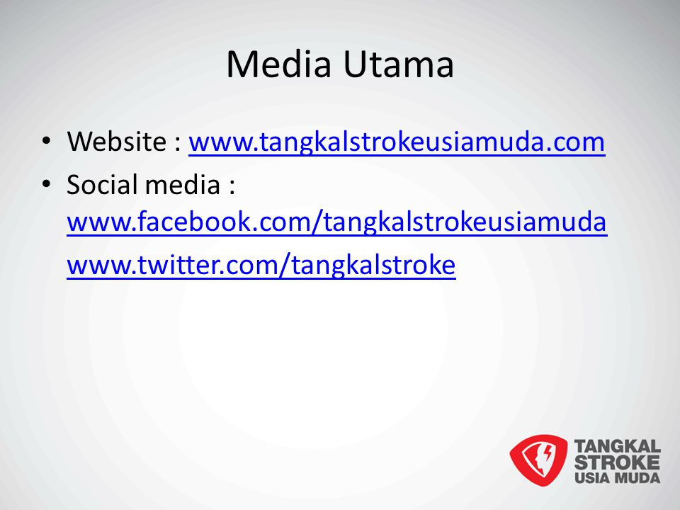 Media Utama Website : www.tangkalstrokeusiamuda.com