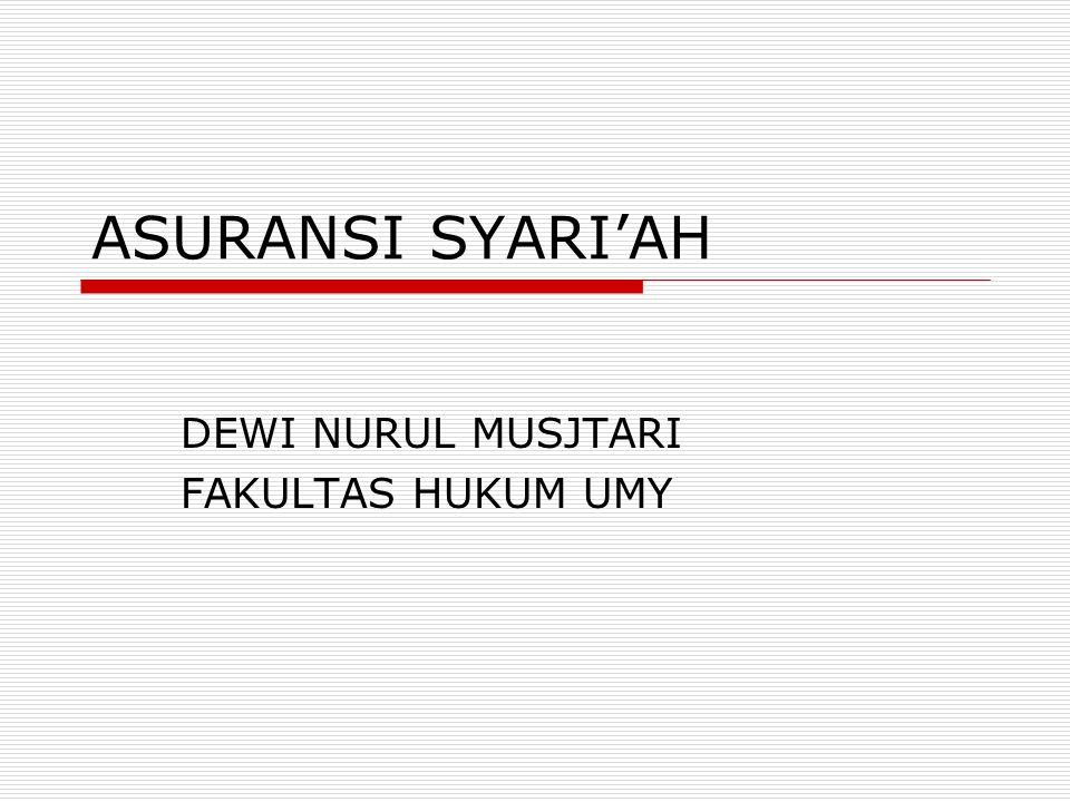 DEWI NURUL MUSJTARI FAKULTAS HUKUM UMY
