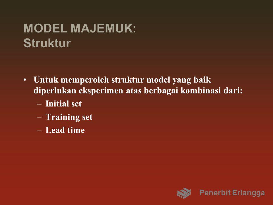 MODEL MAJEMUK: Struktur