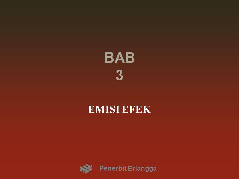 BAB 3 EMISI EFEK Penerbit Erlangga