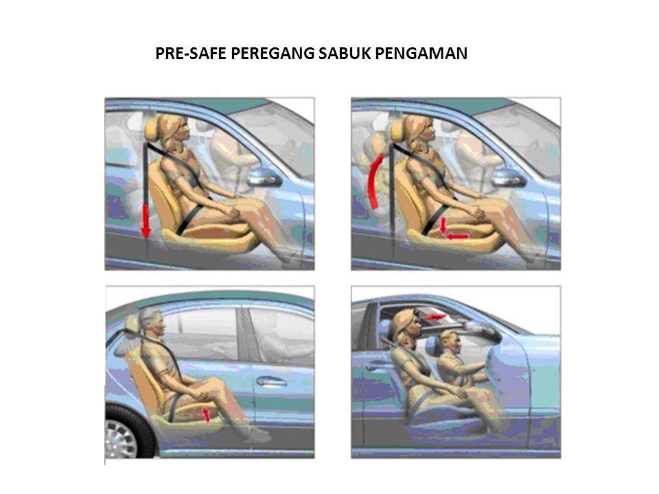 PRE-SAFE PEREGANG SABUK PENGAMAN
